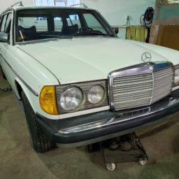 1979 Mercedes 300TD