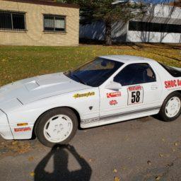 1988 Mazda RX7 FC GT302