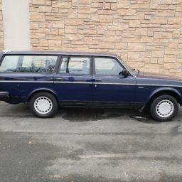 1989 Volvo 240 wagon refresh