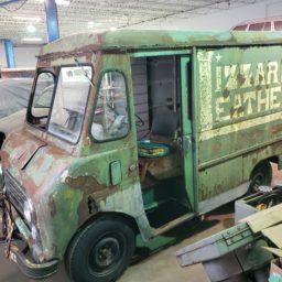Lizzard Leather Metro Mite CM75