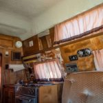 1977 Dodge Tradesman Coachmen Model Tee Interior1