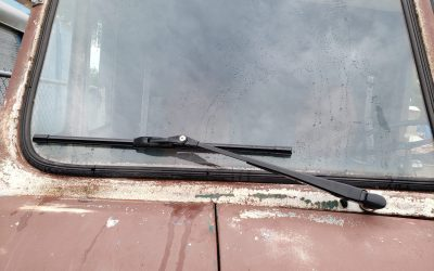 classic car dual windshield wiper kits